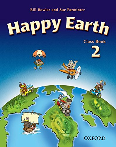 Happy Earth 2: Class Book: Class Book Level 2-9780194338516 (Happy First Edition)