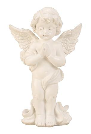 Amazonde Engel Figur Ca 18 Cm Betend Stehend Putte