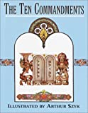 The Ten Commandments, Clarence Edward Macartney, 0517093502