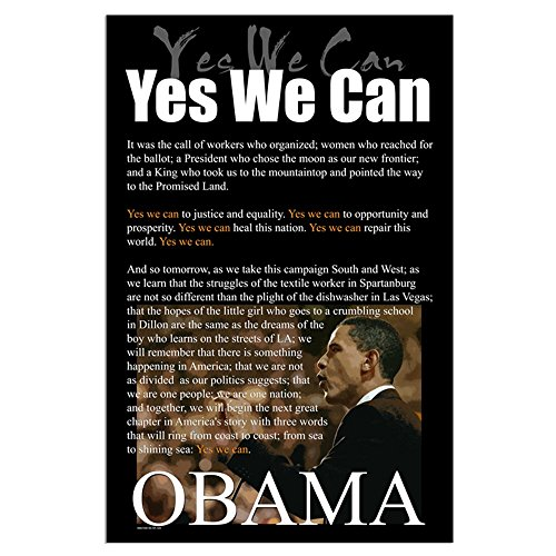 yes we can poster - 5