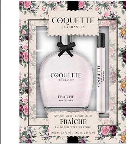 COQUETTE Set de productos coquette col.100 vapo belle cherie y body 200 (estuche): Amazon.es: Belleza