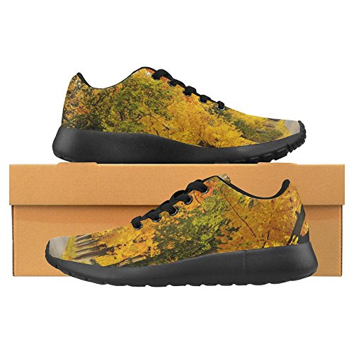 Interessante Womens Jogging Running Sneaker Leggero Go Easy Walking Casual Comfort Scarpe Da Corsa Autunno Tree Way Multi 1