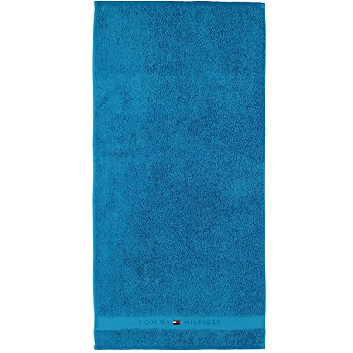 Tommy Hilfiger toalla de 2 - 560 gr, inalámbirco Colour/m², 100% algodón, skydiver, 50 x 100 cm: Amazon.es: Hogar