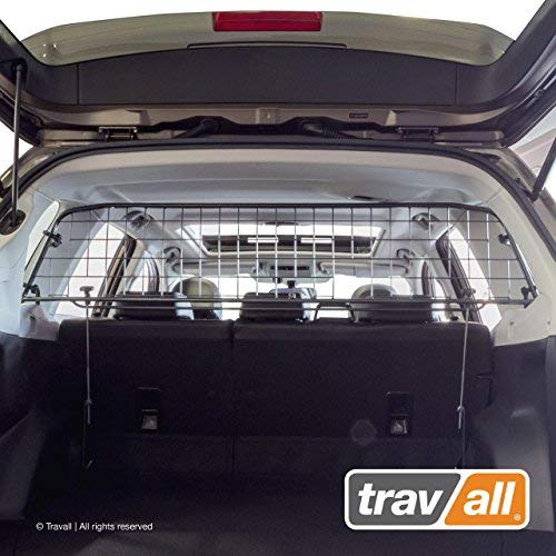 Travall Guard Compatible with Subaru Forester (2012-2018) TDG1457 - Rattle-Free Steel Pet Barrier by Travall