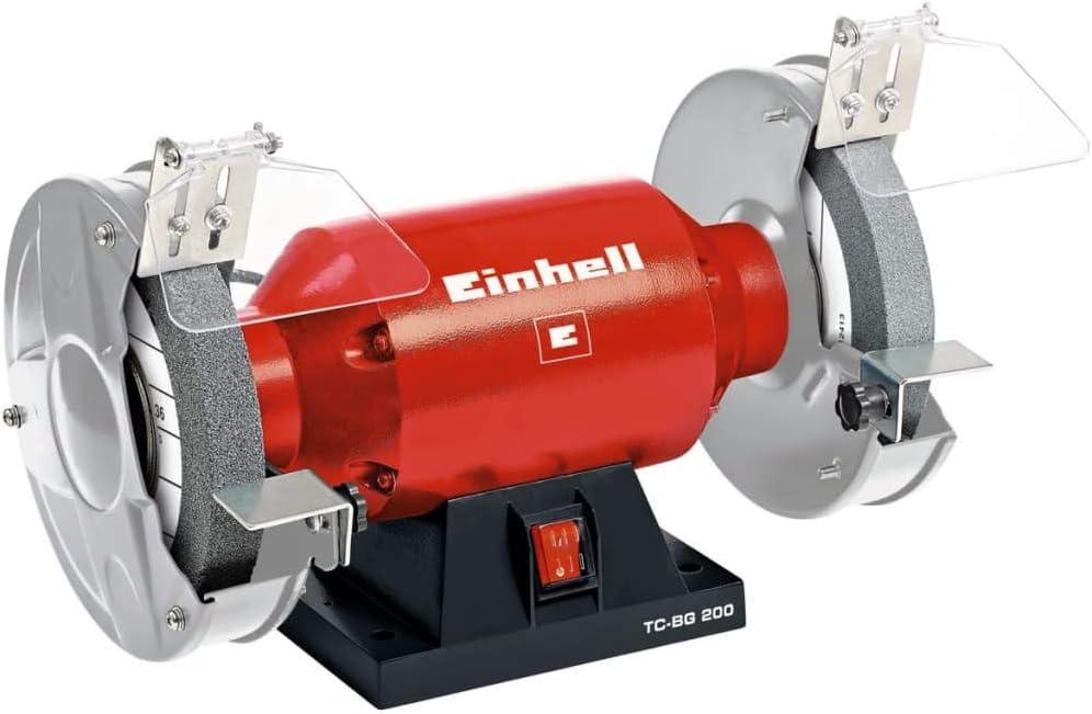 Esmeriladora doble Einhell TC-BG 200