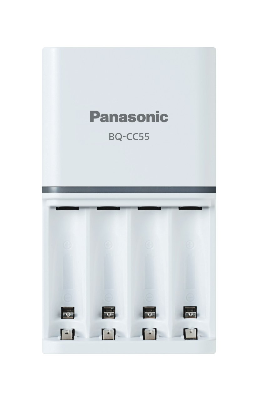 Panasonic Battery Eneloop BQ-CC55N Advanced Battery Charger