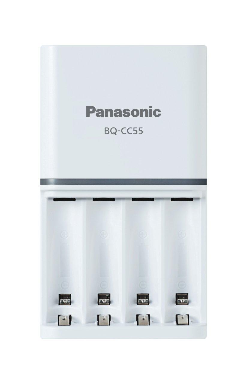 Panasonic Battery Eneloop BQ-CC55E Advanced Battery Charger
