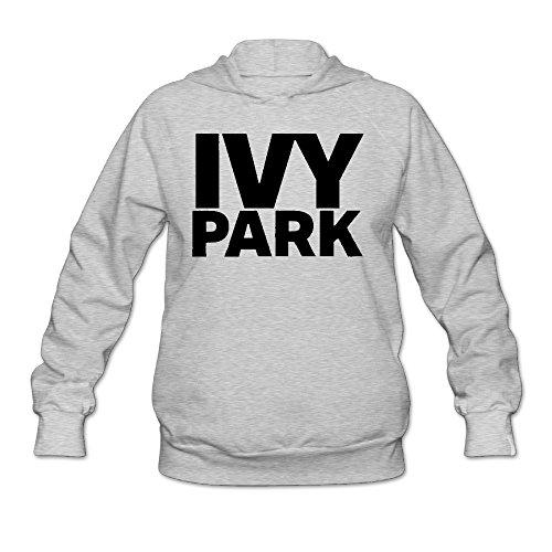 custom custom womens logo pullover hoodie ivy park new. Black Bedroom Furniture Sets. Home Design Ideas