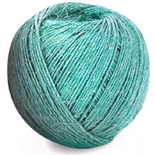CWC Copper Treated Sisal Twine - 1 Ply, Green (Pack of 10 balls)