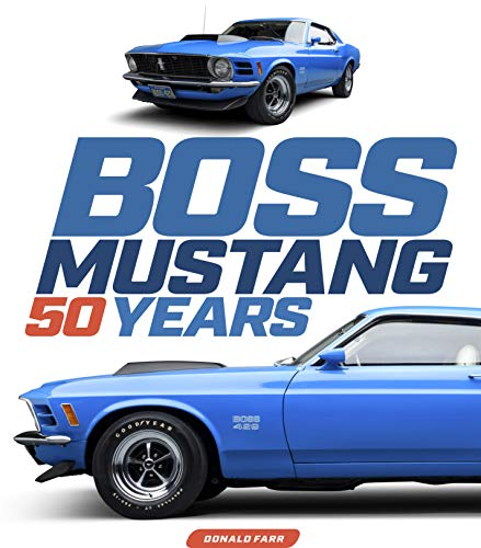 Pdf Transportation Boss Mustang: 50 Years