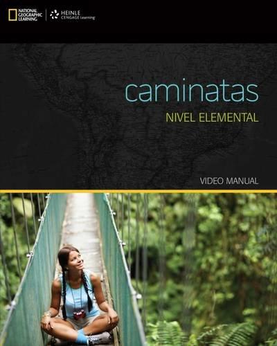caminatas-video-manual-with-dvd-nivel-elemental-world-languages
