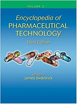 Encyclopedia of Pharmaceutical Technology (Volume 2)