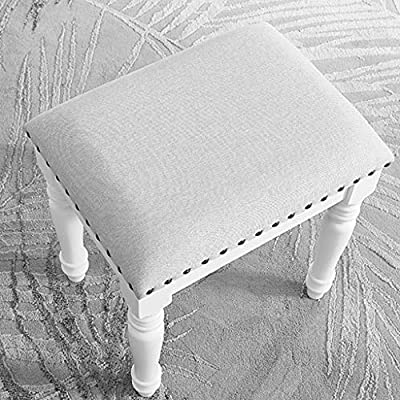 Chairs Stools Makeup Stool Dressing Table Stool Makeup Seat Simple Iron Dressing Stool Bedroom Makeup Stool Home Makeup Chair Small Stool Dining Room Makeup Stool Living Room Makeup Stool Amazon Sg Home