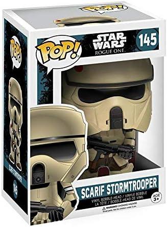 145 SCARIF Stormtrooper Bobble Head Star Wars POP