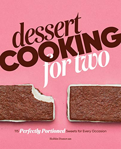 Dessert Cooking Two Perfectly Portioned ebook product image