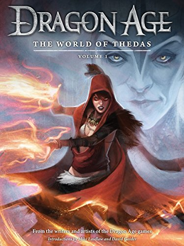 Dragon Age: The World of Thedas Volume 1 by Dark Horse Comics