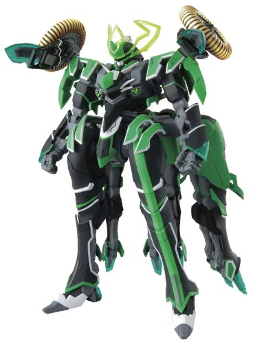 Bandai Hobby Valvrave Unit IV Hinowa Model Kit, 1/144 Scale