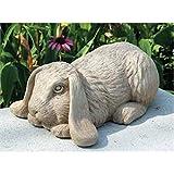 Big Bashful Bunny Garden Statue