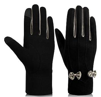 STZHIJIA Gloves Guantes De Invierno Guantes A Prueba De Viento ...