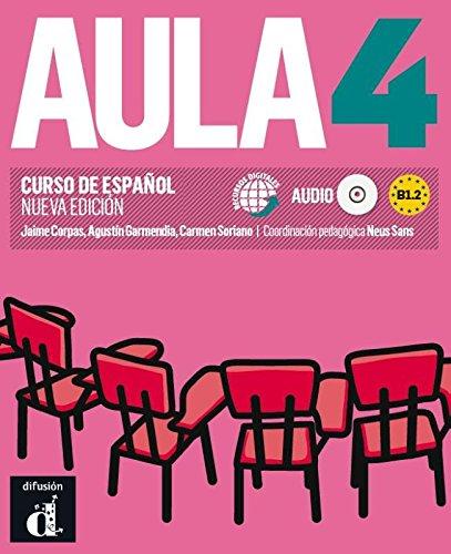 Aula 4. Nueva edicion. Libro del alumno + CD (Spanish ...