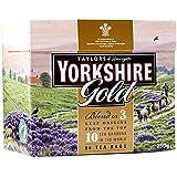 Yorkshire Tea 泰勒约克夏金质经典红茶 80包 250g(5盒,共400包)