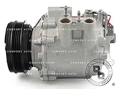 Amazon.com: 2003 2004 2005 Honda Civic Hybrid Brand New AC Compressor With 1 Year Warranty: Automotive