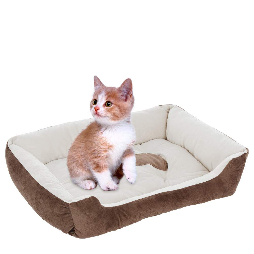 Nesee Pet Dog Bed,Pillow Sofa-Style Couch Pet Bed for Dogs & Cats (Ship from US)