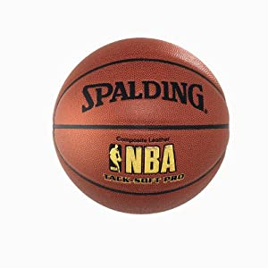 Spalding 64-616Z Basketbälle NBA Tacksoft Pro, 7