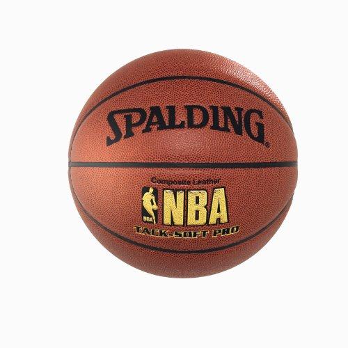 Spalding 64-616Z Basketbälle NBA Tacksoft Pro, 7