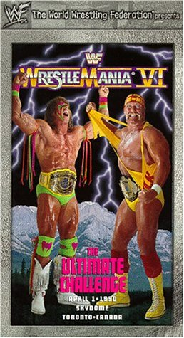 WWF: WrestleMania VI [VHS]