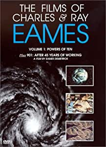 The Films of Charles & Ray Eames, Vol. 1: The Powers of 10