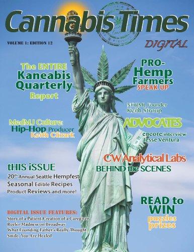 Cannabis Times Magazine