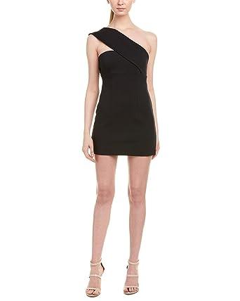 c38ec96c2032 Amazon.com  Finders Keepers Womens One-Shoulder Sheath Dress