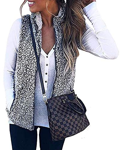 Buy faux fur vest