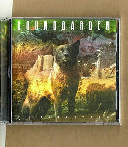 Soundgarden- CD- Telephantasm-12 Tracks-New-Sealed-2010-A&M-Mint Condition