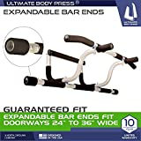 Ultimate Body Press XL Doorway Pull Up Bar with