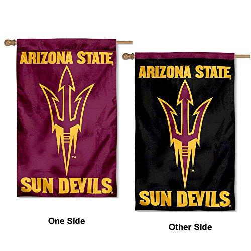 - Arizona State University Banner House Flag