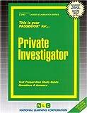 Private Investigator, Jack Rudman, 0837324629