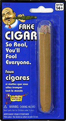 Forum Novelties Fake Cigar, Standard, As Shown ()