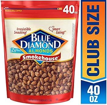 Blue Diamond Smokehouse 40 Ounce Almonds