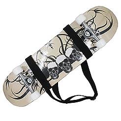 Universal Skateboard Shoulder Carrier Sk...