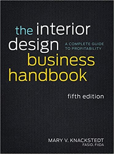 Amazoncom The Interior Design Business Handbook A Complete