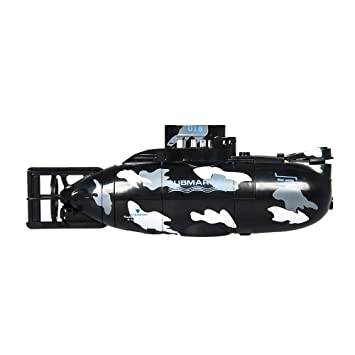 Drone con camara hd,CHshe,Mini RC RC Submarino Submarino de alta ...