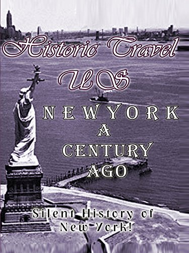 Historic Travel US New York A Century - Number 19 Images