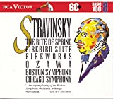Stravinsky: The Rite of Spring; Firebird Suite; Fireworks (RCA Victor Basic 100, Vol. 8)