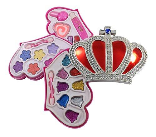 Petite Girls Royal Shaped Cosmetics