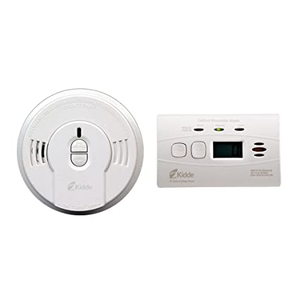 Kidde 21026087 Combo Pack of 10 Year Longlife Smoke and Carbon Monoxide Detector (2 Piece Set) - - Amazon.com