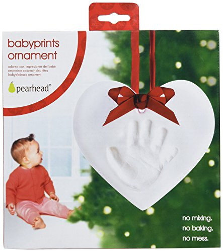 Pearhead Babyprints baby Handprint or Fo - Footprints Heart Shopping Results