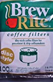 Disc Coffee Filter 3