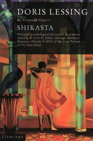 Book cover for Shikasta